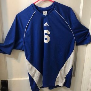 Adidas Practice Soccer Jersey